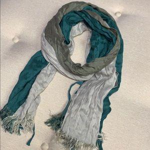 BCBG multicolor scarf